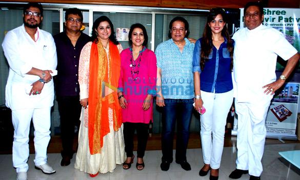 Hyder Kazmi, Robby Badal, Kavita Seth, Madhushree, Anup Jalota, Tanisha Singh, C. G. Patel