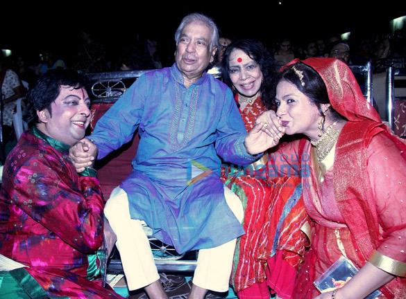 Ram Mohan Maharaj, Pt.Birju Maharaj, Sitara Devi, Neelima Azim