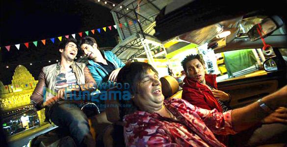 Namit Khanna,Sahil Anand,Suresh Menon,Sidhant Gupta