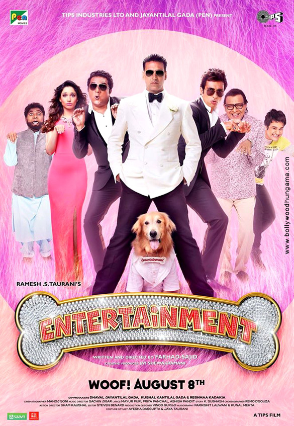 First Look Of The Movie Entertainment