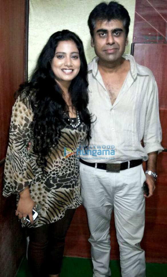 Kavita Radheshyam, Faisal Saif