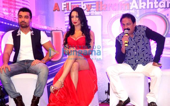 Ajaz Khan, Shanti Dynamite, Ikram Akhtar
