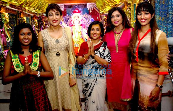 Sanchiti Sakat, Chandi Perera, Madhushree, Tinaa Ghaai, Tanisha Singh