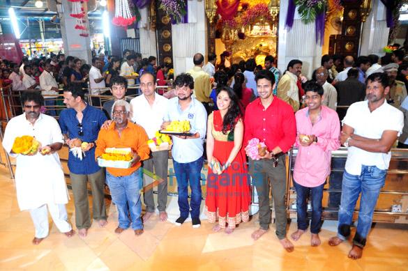 Hrishikesh Joshi, Satish Rajwade, Rahul Bhatankar, Nidhi Oza, Bhushan Pradhan