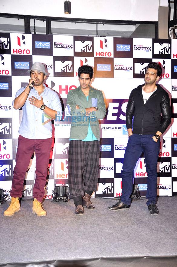 Rannvijay Singh, Vijender Singh, Karan Kundra