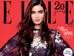 Diana Penty On The Cover Of Elle