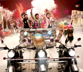 Movie Stills Of The Movie Great Grand Masti