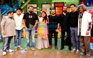 Promotions of 'Raman Raghav 2.0' on The Kapil Sharma Show