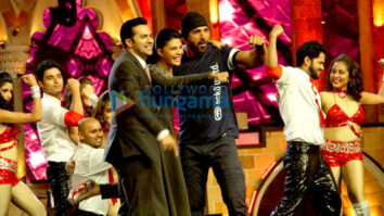 Varun Dhawan, John Abraham, Jacqueline Fernandez & Anil Kapoor grace the finale of India's Got Talent