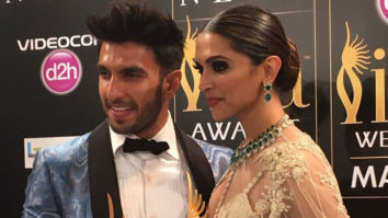 DELIGHTED Ranveer Singh, Deepika Padukone On Winning and RULING IIFA 2016