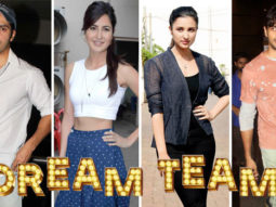 Katrina, Sidharth, Varun, Parineeti, Aditya Rehearse For Dream Team 2016