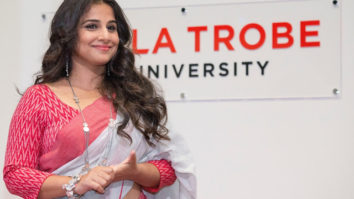 Vidya Balan's Speech At La Trobe University