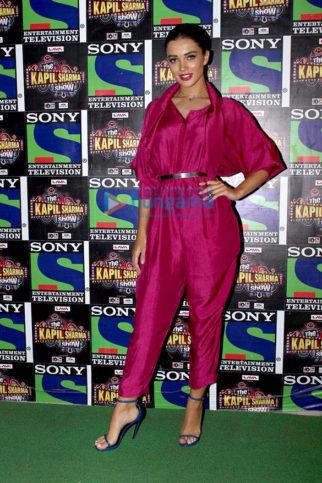 Nawazuddin Siddiqui, Amy Jackson & Sohail Khan promote 'Freaky Ali' on The Kapil Sharma Show