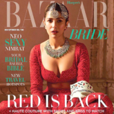 Nimrat Kaur On The Cover Of Harper's Bazaar