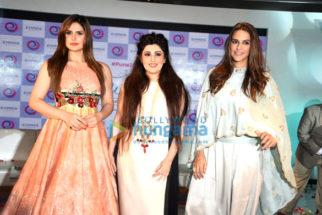 Zareen Khan, Archana Kocchar, Neha Dhupia