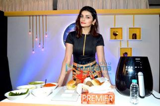 Prachi Desai at the launch of Thank God It's Fryday 3.0