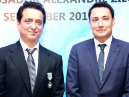 Sajid Nadiadwala Conferred With French Honour