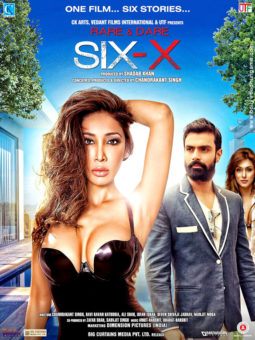 First Look Of The Movie Six - X