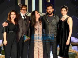 Amitabh Bachchan, Kajol, Deepika Padukone & many more at Yuvraj Singh's YOUWECAN launch