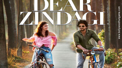 First Look Of Dear Zindagi