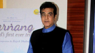 Jeetendra And Shaan At 'Sarnang' Album Launch