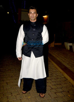 Karan Singh Grover & Bipasha Basu grace close friend Shaju's and Neelu's Diwali bash