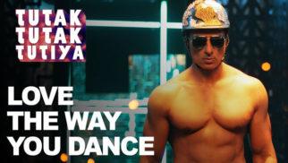 Love The Way You Dance (Tutak Tutak Tutiya) Video Image