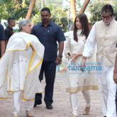 Prayer meeting of Shilpa Shetty's (late) father Surendra Shetty