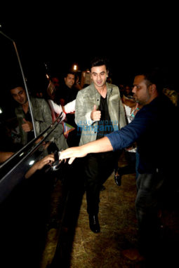 Ranbir Kapoor promotes 'Ae Dil Hai Mushkil' at Closeup First Move Party
