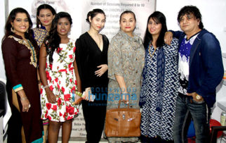 Salma Agha,Tinaa Ghaai, Sasha Agha grace the opening of Perfect Woman Aesthetic Centre in Andheri