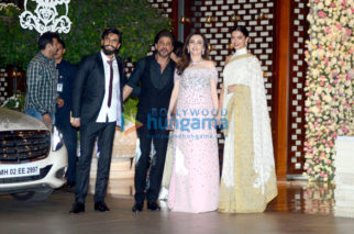 Bollywood celebs shine at Mukesh and Nita Ambani's niece Isheta's wedding bash