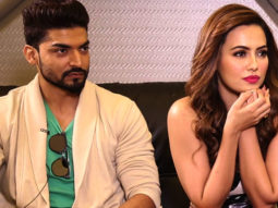 Sana Khan's NAUGHTY Rapid Fire On Gurmeet's Striptease, Deepika Padukone Video Image Celeb Interview