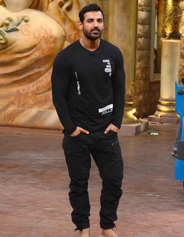 John Abraham Walks Out Of Comedy Nights Bachao Bollywood