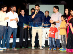 John Abraham grace the music launch of Marathi film 'Fugay'