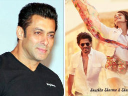 Salman Khan's LOVE For Shah Rukh Khan, Anushka Sharma's Upcoming Untitled Film video