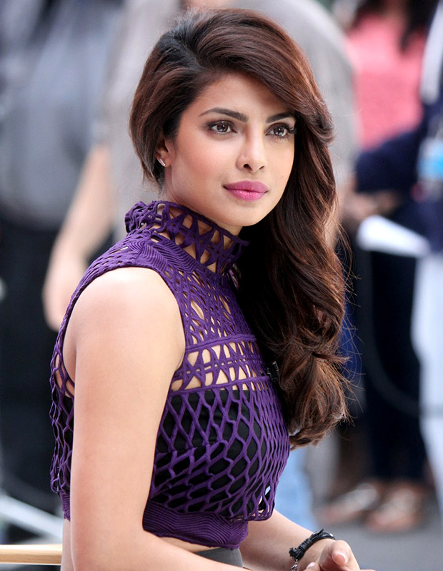 Priyanka Chopra points out the wage discrimination between ...