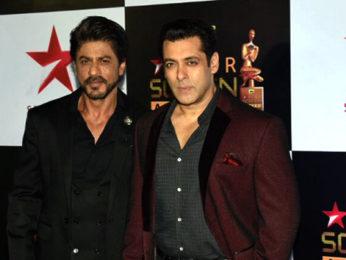 Salman Khan, Shah Rukh Khan