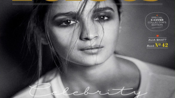 Alia Bhatt On The Cover Of Forbes, Jan 2017