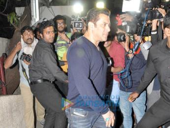 Sangeeta Bijlani With Salman