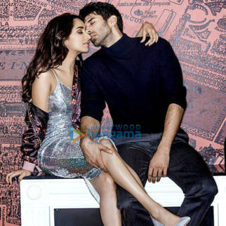 Celebrity Photos Of The Shraddha Kapoor, Aditya Roy Kapur