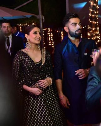 Virat Kohli and Anushka Sharma attend Yuvraj Singh and Hazel Keech's Goa wedding