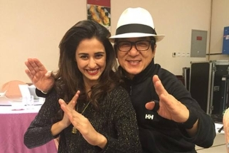 Disha Patani Sings In Chinese With Jackie Chan