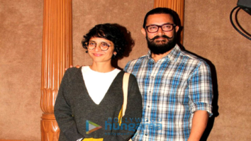 Aamir Khan and Kiran Rao grace Paani Foundations awards
