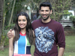 Aditya Roy Kapur, Shraddha Kapoor SING & ROCK Humma Humma At Chandigarh University video