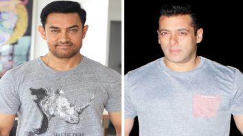Aamir Khan gifts this year's Christmas to Salman Khan