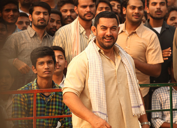 Box office dangal collects 390k usd rs cr on day - Bollywood box office collection this week ...