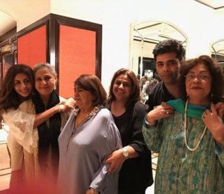 Gauri Khan shares dinner shenanigans with Karan Johar, Jaya Bachchan and others Features