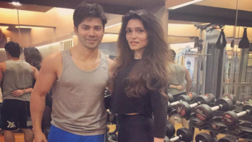 Here's the person who gives Varun Dhawan fitness goals features