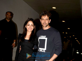 Hrithik Roshan's 43rd birthday bash at Hakkasan