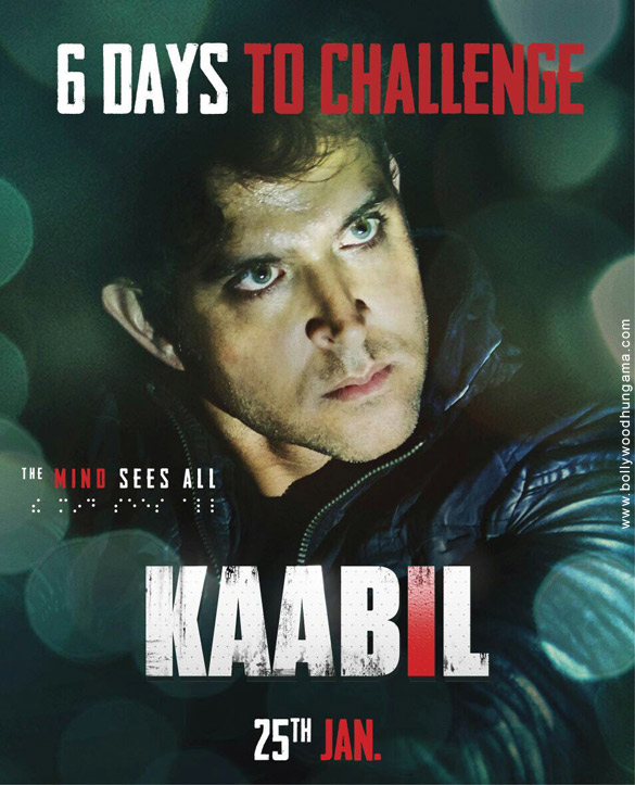 KAABIL (2017) con HRITHIK ROSHAN + Jukebox + Sub. Español + Online Kaabil-10